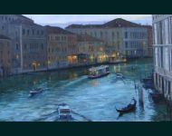 Darkness Falls-Grand canal
