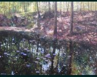 Forest Reflections V