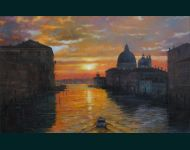 First Light-Grand Canal