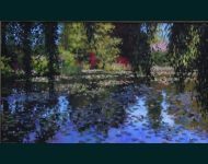 Reflections at giverney II